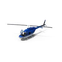 Bell 206 JetRanger PNG & PSD Images