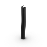 Black Candle PNG & PSD Images