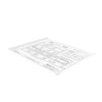 House Blueprints PNG & PSD Images