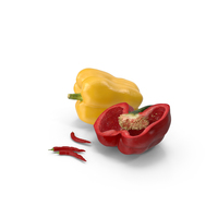 Peppers PNG & PSD Images