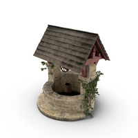 Wishing Well PNG & PSD Images
