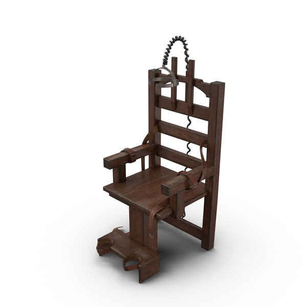 Electric Chair Object