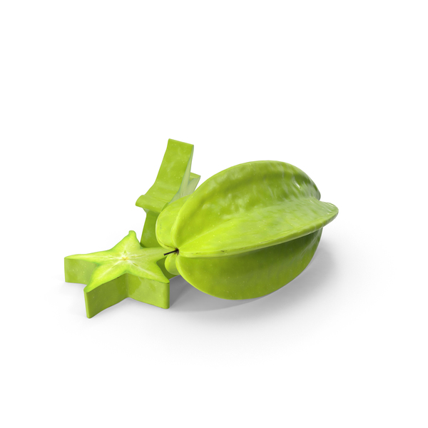 Star Fruit PNG & PSD Images