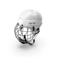 Ice Hockey Helmet PNG & PSD Images