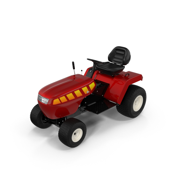 Small Tractor Object