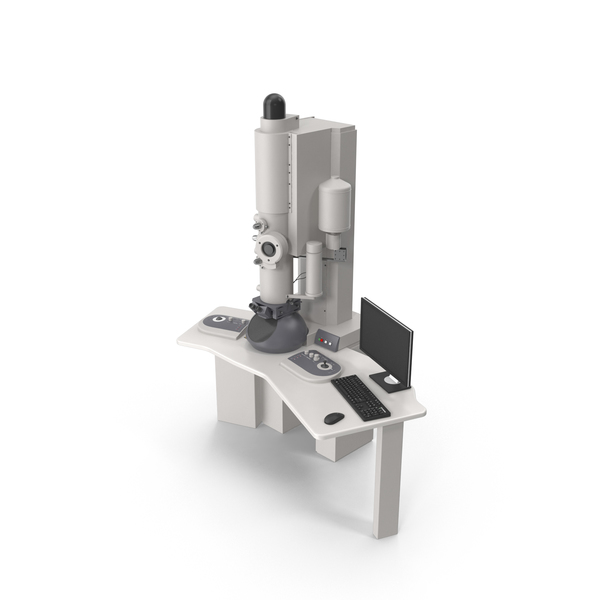 Transmission Electron Microscope PNG & PSD Images