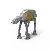 AT-ACT Walker PNG & PSD Images