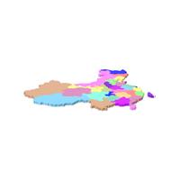 China Map PNG & PSD Images