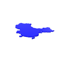 Map of China PNG & PSD Images