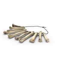 Bone Necklace PNG & PSD Images