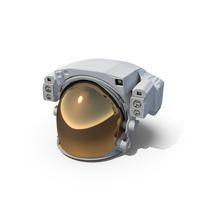 Astronaut Helmet PNG & PSD Images