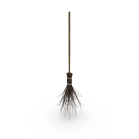 Witch Broom PNG & PSD Images