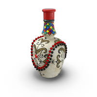 Voodoo Spirit Bottle PNG & PSD Images