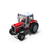 Vintage Ferguson 698 Tractor PNG & PSD Images