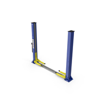 Two Post Car Lift PNG & PSD Images