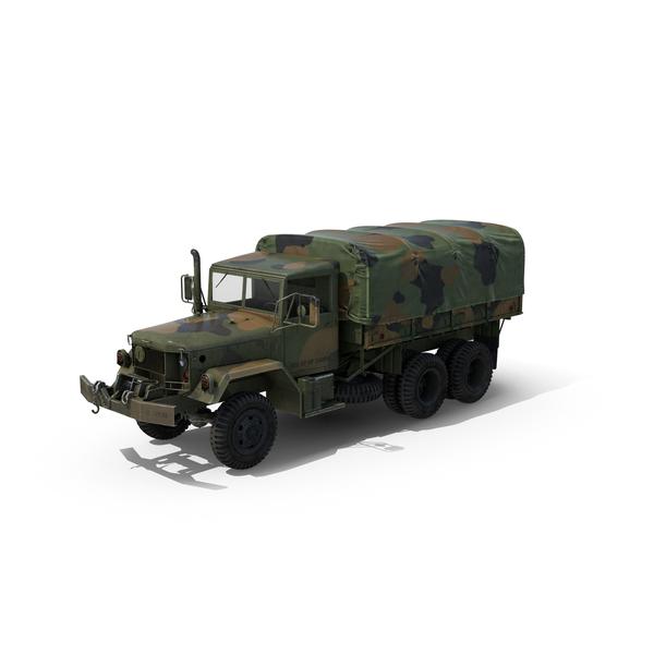 Military Half-Ton Truck Object