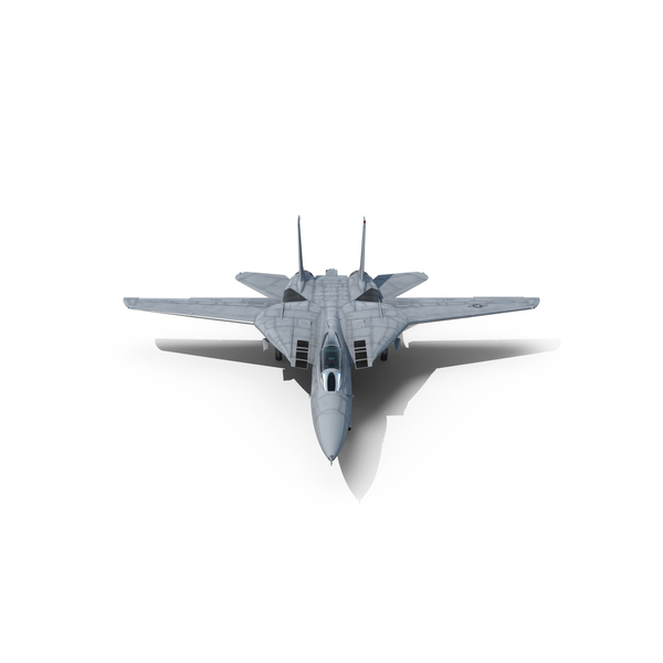 F-14 Fighter Jet Object