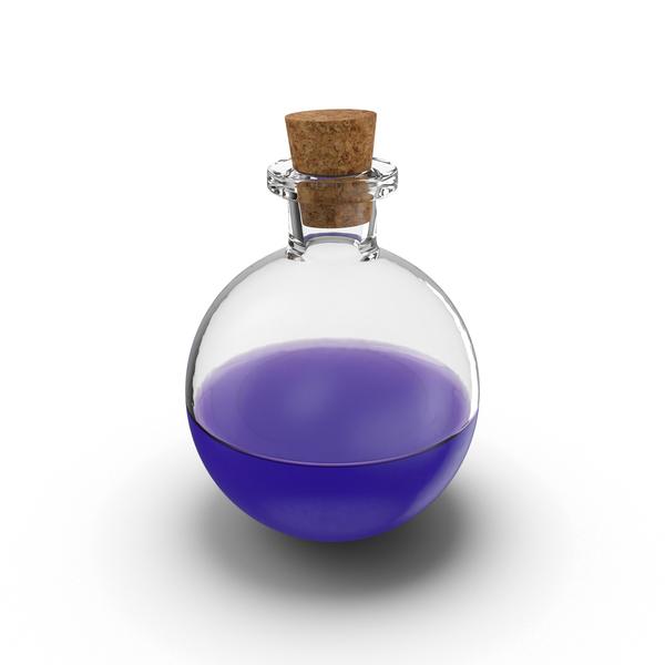 Potion Bottle Object