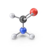 Formamide Molecule PNG & PSD Images