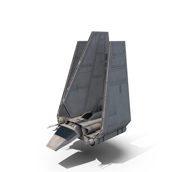 Imperial Shuttle Object
