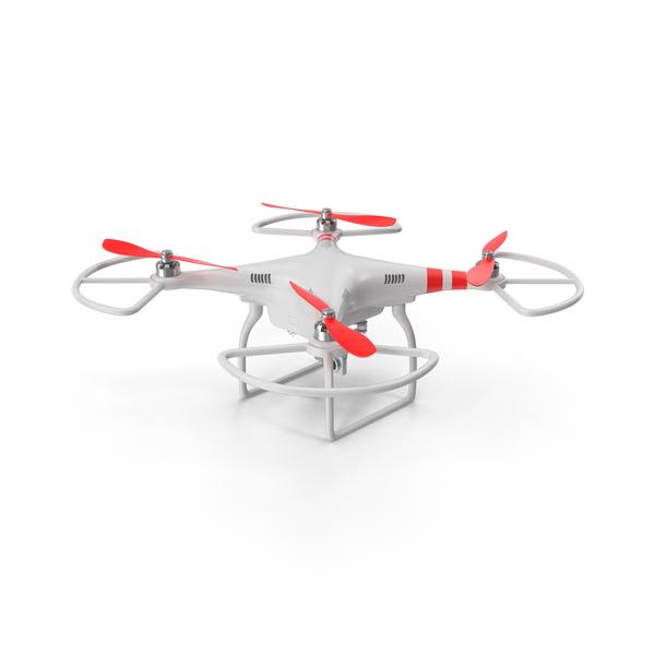 DJI Quadcopter Object
