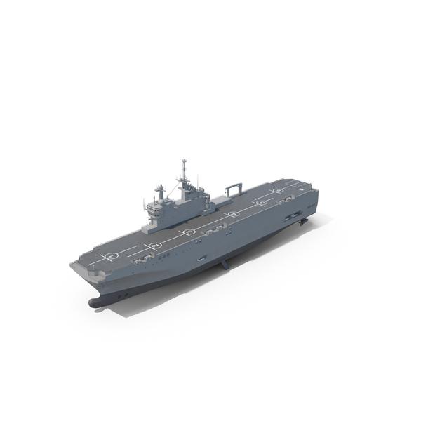 Mistral Ship Object