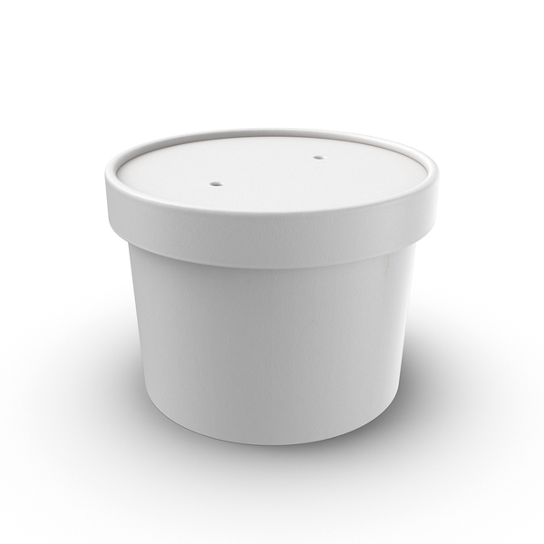 Soup Takeout Container PNG & PSD Images