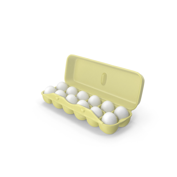 Egg Container PNG & PSD Images