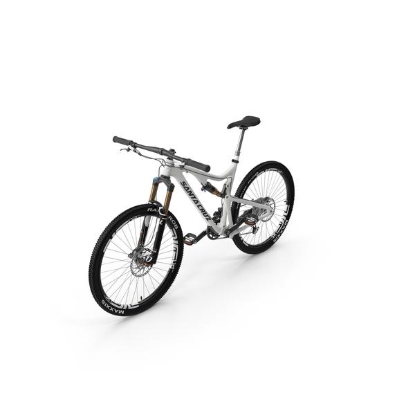 Santa Cruz Mountain Bike Object