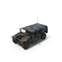 Troop Carrier HMMWV M1035 Door Open PNG & PSD Images