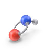 Nitroxyl Molecule PNG & PSD Images