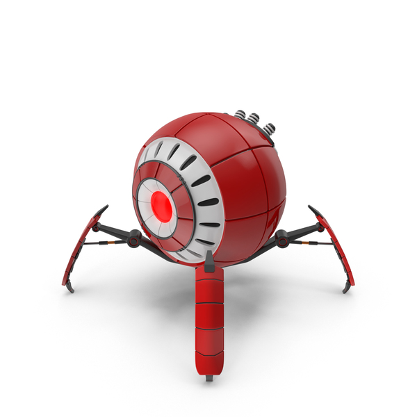 Sphere robot PNG & PSD Images