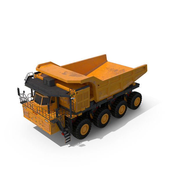 Mining Truck PNG & PSD Images