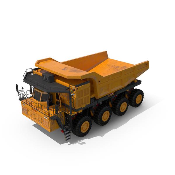 Mining Truck Object