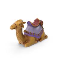 Camel Figurine PNG & PSD Images