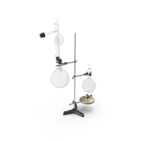 Chemistry Set Equipment PNG & PSD Images