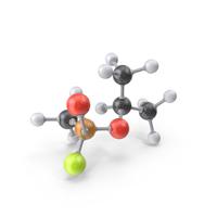 Sarin Molecule PNG & PSD Images