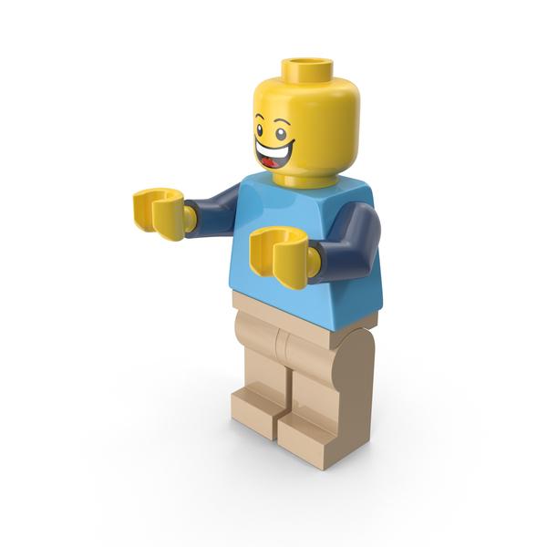 Lego Man Object