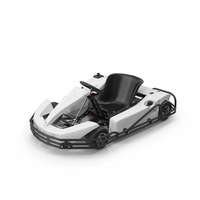 Rimo White Kart PNG & PSD Images