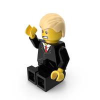 Lego Donald Trump PNG & PSD Images