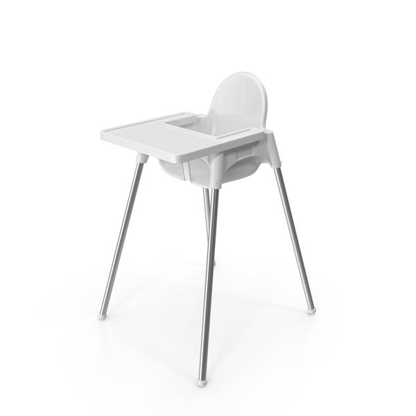 ANTILOP Highchair Object