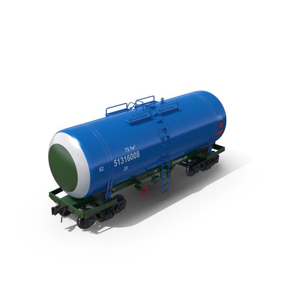 Oil Cistern Object