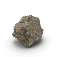 Iron Meteorite PNG & PSD Images