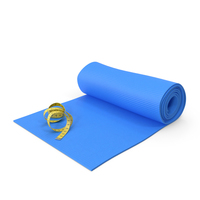 Yoga Fitness Mat PNG & PSD Images