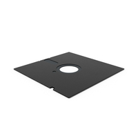 Floppy Disk 5¼-inch PNG & PSD Images
