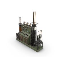 Static Electrical Influence Machine PNG & PSD Images