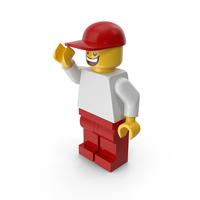 Lego Man Cap PNG & PSD Images