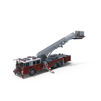 Seagrave Fire Truck PNG & PSD Images