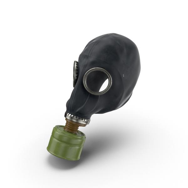 Gas Mask Object