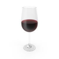 Glass of Red Wine PNG & PSD Images